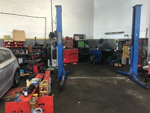 Garagetyres, Servicing And Repairs