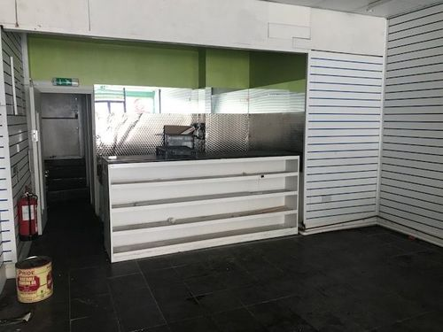Large Empty Shop Unit Situated High Street In Wealdstone