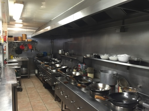Popular Chinese Takeawayrestaurant For Sale