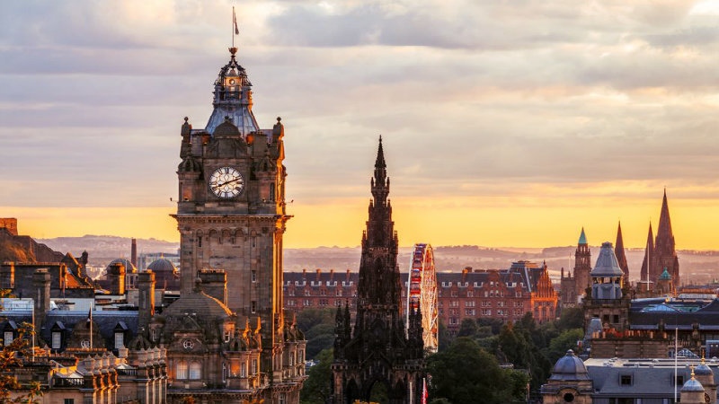 Top 5 Businesses for Sale in Edinburgh