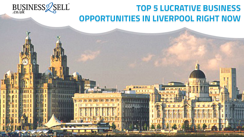 Top 5 Lucrative Business Opportunities in Liverpool Right Now