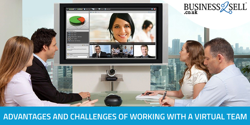 Advantages And Challenges Of Working With A Virtual Team